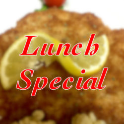 Lunch Special